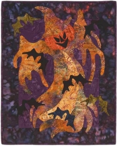 Quilt by Susan Propst