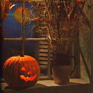 Halloween in the Window